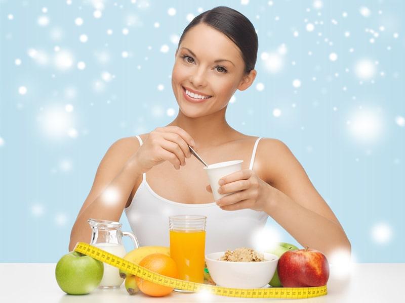 Eating healthy  a healthy habit