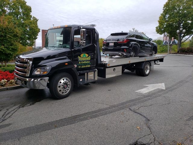 Vehicle Towing and Motorists' Concerns
