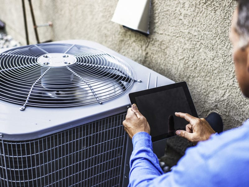 Looking for AC Service Provider